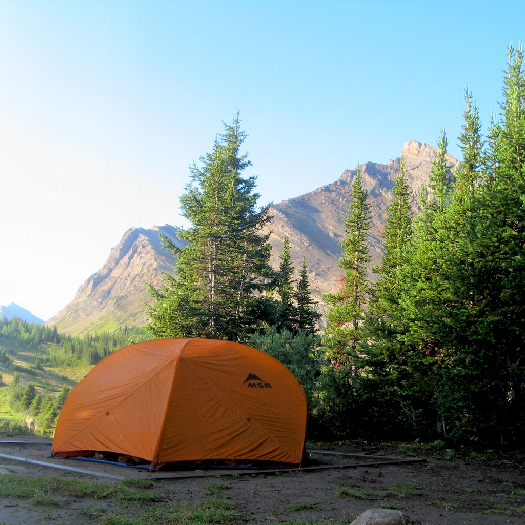 Top 5 Backcountry Campgrounds In Banff National Park Beyond The Campsite