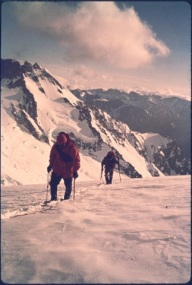 Images from Climbing Fitz Roy, 1968.  Photographer: Chris Jones.