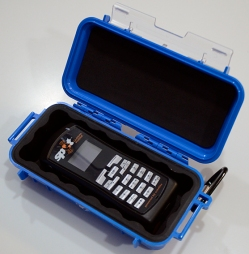Spot Global Phone inside the Pelican 1030 Micro Case
