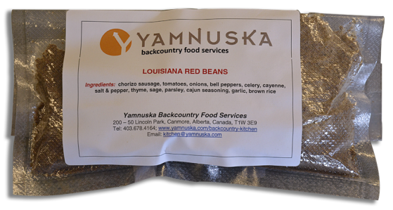 Speed Boil in a Bag - Louisiana Red Beens